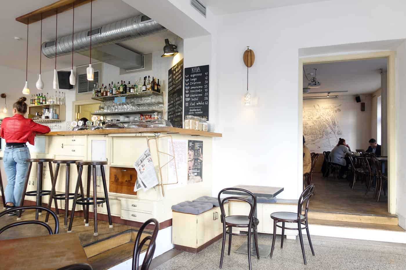 The Best Cafes In Prague 7 For Work Surf Unwind
